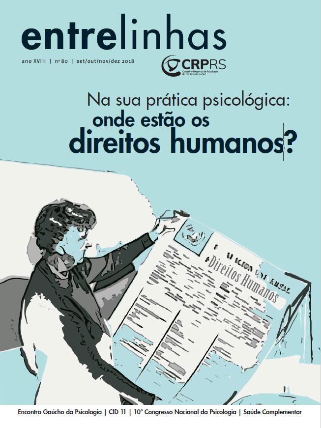 NA SUA PRÁTICA PSICOLÓGICA: ONDE ESTÃO OS DIREITOS HUMANOS?