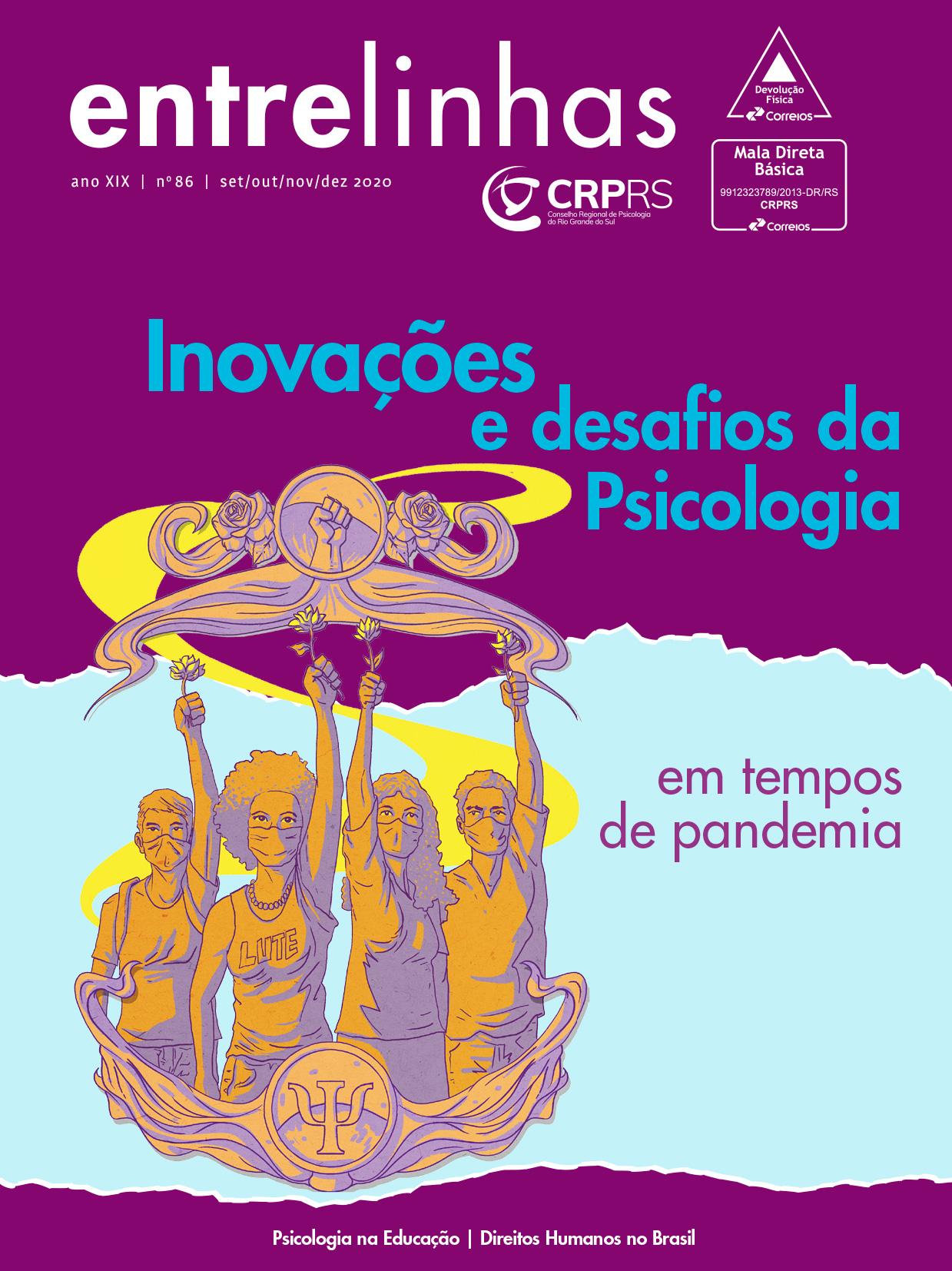 INOVAÇÕES E DESAFIOS DA PSICOLOGIA EM TEMPOS DE PANDEMIA