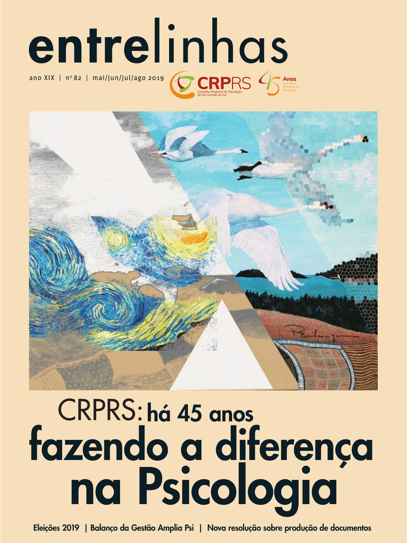 CRPRS: há 45 anos fazendo a diferença na Psicologia