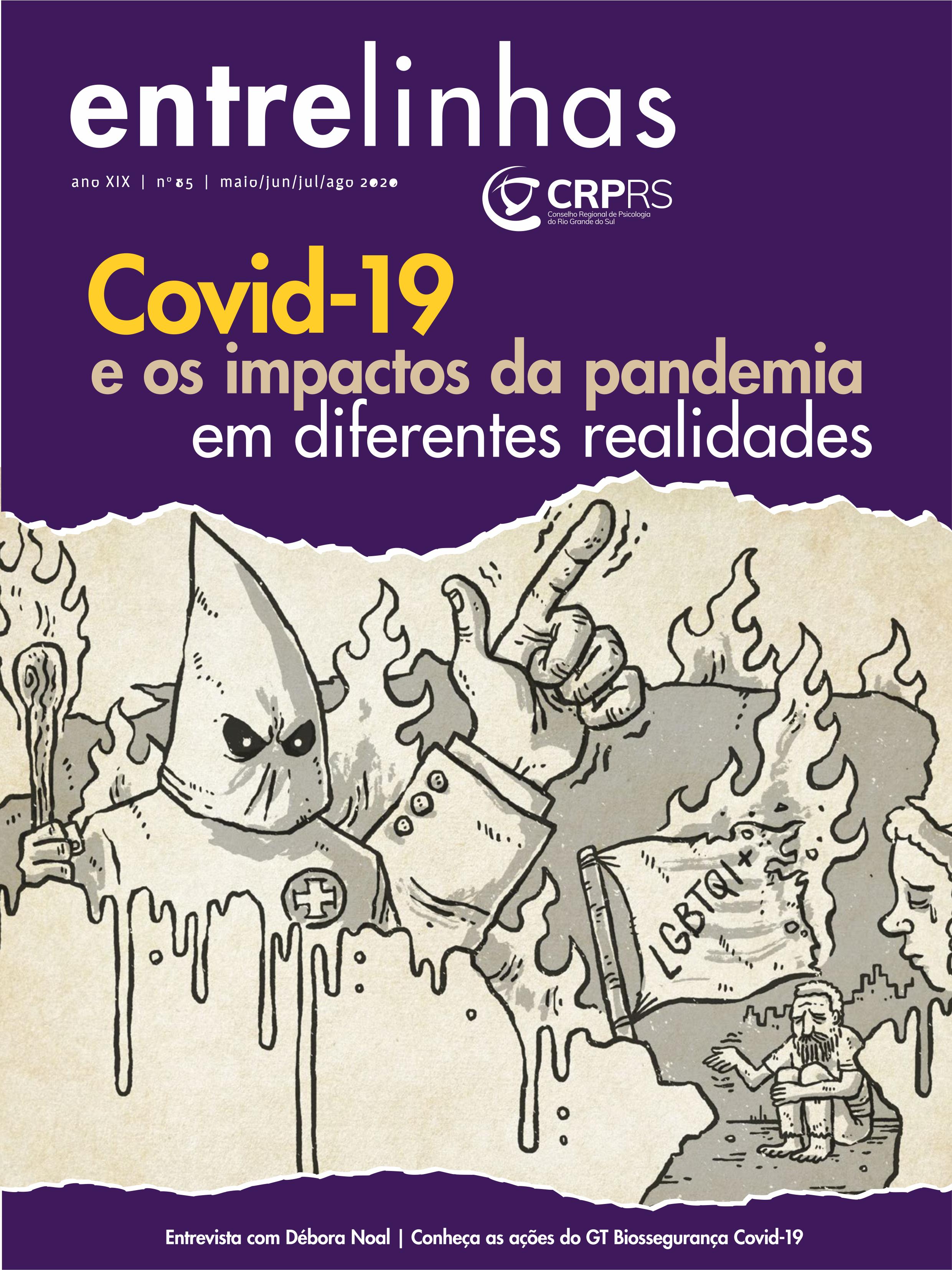 COVID 19 E OS IMPACTOS DA PANDEMIA EM DIFERENTES REALIDADES